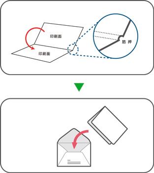 クリスマス 折り紙 封筒 手紙 折り方 : divulgando.net